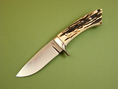 Custom Knife by Ray Beers