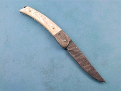 Custom Knife by Donald  Bell