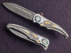 Custom Knife by Michael Walker