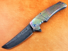 Custom Knife by Mike Zscherny