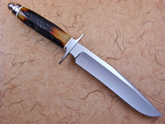 Custom Knife by John  Young