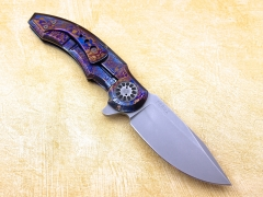 Custom Knife by  Gudy Van Poppel