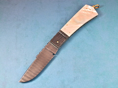 Custom Knife by Barry Davis