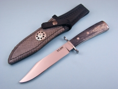 Custom Knife by Randy Golden