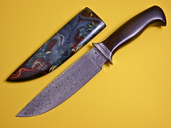 Custom Knife by David Brodziak