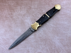 Custom Knife by Ken Steigerwalt